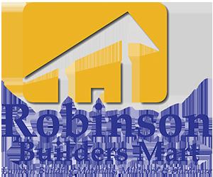 Robinson Builders Mart Logo